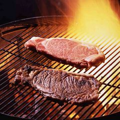 国産3等級ロースステーキ