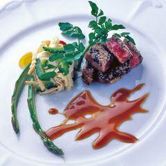 国産5等級リブロースステーキ