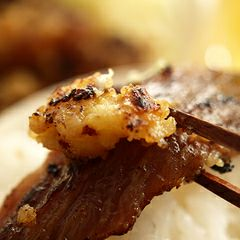 国産3等級モモ牛味噌漬け